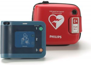 philips-frx-aed-muurbeugel-first-responder-kit
